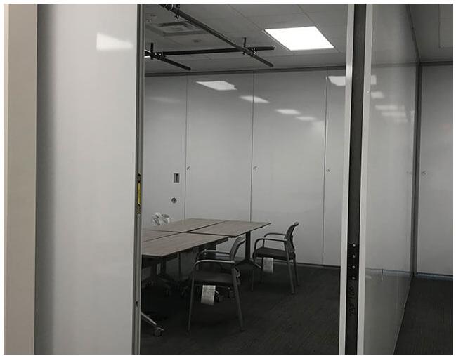 OSU Pomerene Hall Modernfold Case Study