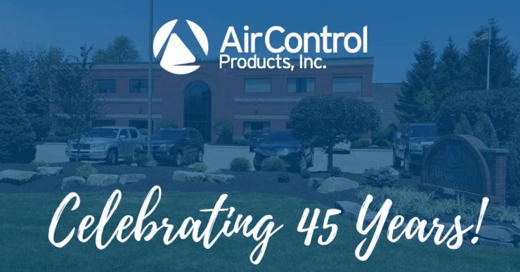 45 years of ACP